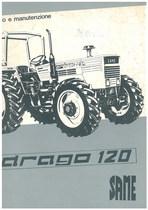 DRAGO 120 - Libretto uso & manutenzione