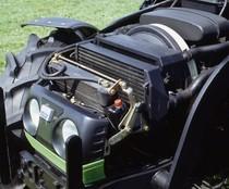[Deutz-Fahr] trattore Agroplus 100 dettagli
