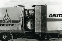 [Deutz-Fahr] trasporto trattore DX