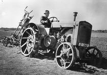[Deutz] trattore F2M 315 al lavoro