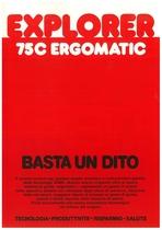 EXPLORER 75 C ERGOMATIC