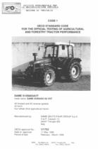 Report test of SAME Dorado 60 VDT