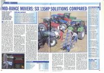 Mid-Range movers: six 135 HP solutions compared