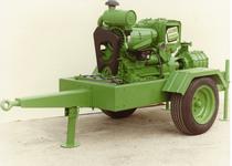 Motore ADIM per uso industriale - 3 cilindri su carrello