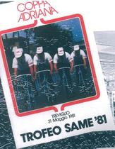 Coppa Adriana - Trofeo Same '81
