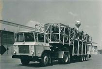 Samecar Elefante TS/A 4x4 trasporto di trattori SAME 360 C