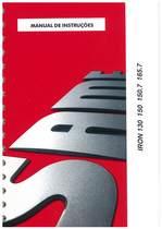 IRON 130 - 150 - 150.7 - 165.7 - Uso e manutençao