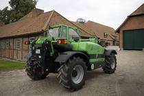 [Deutz-Fahr] Agrovector 30.7 in azienda