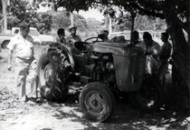 Trattorie SAME 450 V presso importatore Venezuela