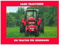 Same Traktoren. Ein traktor für jedermann