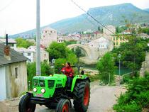 [Deutz-Fahr] trattore D 68 06 a Mostar
