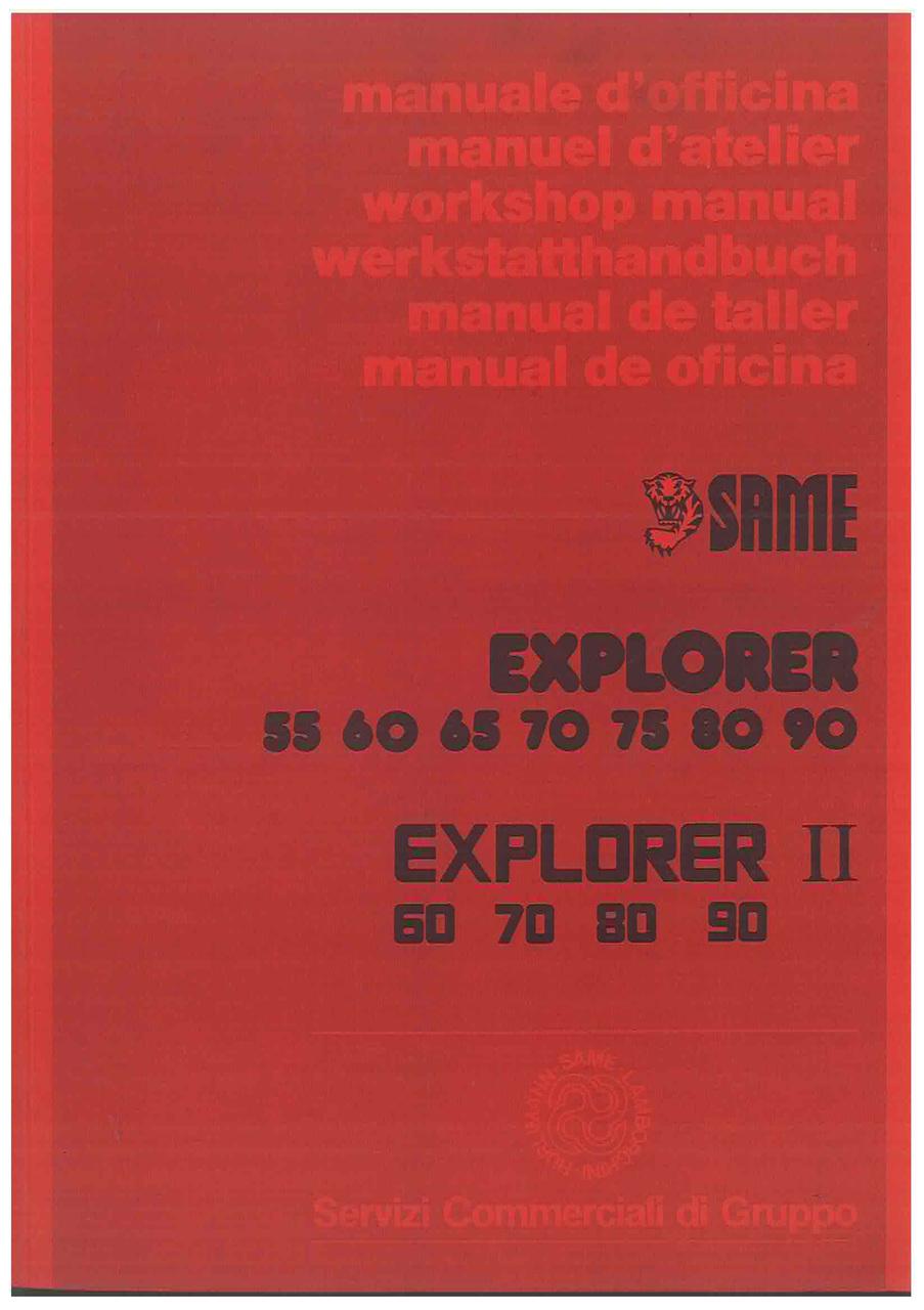 EXPLORER 55-60-65-70-75-80-90-60II