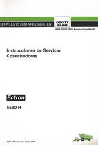ECTRON 5530 H - Instrucciones de servicio