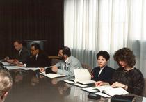 Dirigenti del Gruppo SLH in riunione