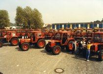 Esposizione trattori Same