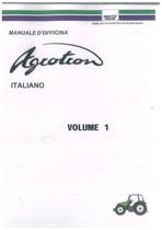 AGROTRON Volume 1 - Riscaldamento, climatizzazione, ventilazione, veicolo, impianto idraulico - Manuale d'officina