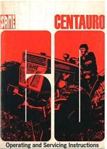 CENTAURO 60 - Operating and maintenance