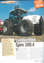 Lamborghini Spire 100.4