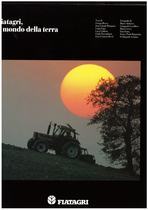 Fiat Agri - Il mondo della terra, Torino, Fiatagri, 1988