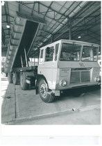 Samecar Elefante TS-A 4x4 alla Fiera SA.MO.TER (Verona)
