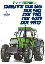 DEUTZ DX 85-90-110-140-160