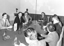 Riunione dei dirigenti del Gruppo SLH