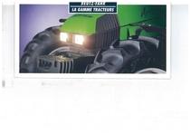 Deutz - Fahr La gamme Tracteurs
