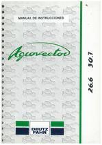 AGROVECTOR 26.6-30.7 - Uso y Mantenimiento