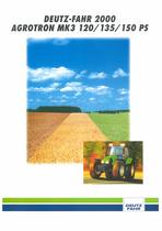 DEUTZ-FAHR 2000, Agrotron MK3 120/135/150 PS