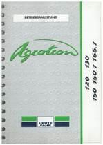 AGROTRON 120-130-150-150.7-165.7 - Betriebsanleitung