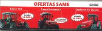 Ofertas Same - SILVER 130 - Game FRUTTETO II - EXPLORER 95 Classic
