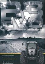 R 3 Evo La Evolucion segun Lamborghini
