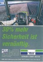 30% mehr Sicherheit ist vernueftig