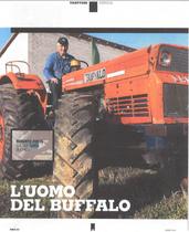 L'uomo del Buffalo