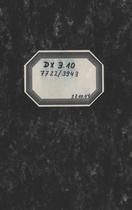 Deutz-Fahr DX 3.10: dalla matricola n. 7722 3943 alla matricola n. 7722 4023