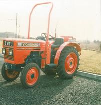 Trattore SAME Vigneron 35 a 2 ruote motrici in Francia