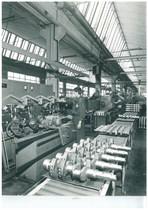 Stabilimento Same - Officina - Linea motori