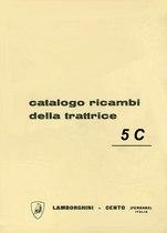 5 C - Catalogo Parti di Ricambio