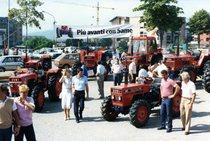 Fiera di s. Alessandro - Stand SAME Fratelli Moretti