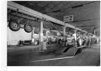 Stabilimento Same - Linee 1 e 2 montaggio trattori