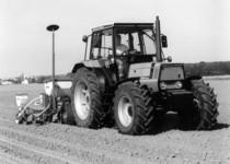 [Deutz-Fahr] trattore AgroPrima 4.56 al lavoro