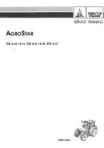 AGROSTAR DX 4.61 - AGROSTAR DX 4.71 - AGROSTAR DX 6.11 - AGROSTAR DX 6.31 - AGROSTAR DX 6.61 - Werkstatthandbuch