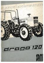 DRAGO 120 - Libretto uso e manutenzione