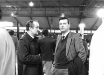 Ing. Mario Vischi all'Eima di Bologna