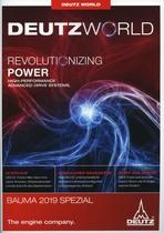 DeutzWorld - Revolutionizing Power