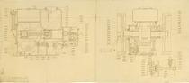 MIDO 1151 - Complessivo per pezzi di ricambio - Disegno 1183