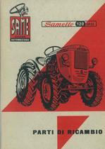 SAMETTO 120 HP21 - Catalogo Parti di Ricambio