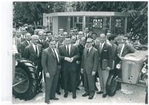 Riunione Agenti alla 43ª Fiera di Padova, 12-06-65