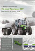 Il nuovo Agrofarm TTV