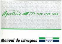 AGROTRON TTV 1130-1145-1160 - Uso e Manutenção